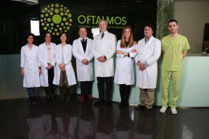 Equipo de Oftalmos
