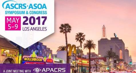 """Congreso ASCRS-ASOA 2017 """"LA AMERICANA"""""""