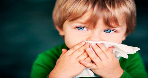 Alergia en oftalmología pediátrica