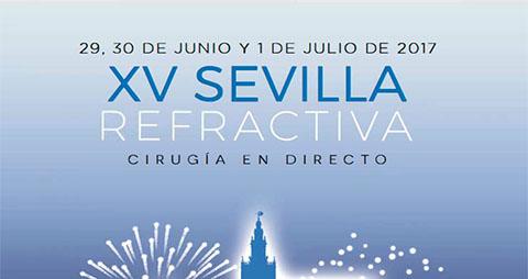 XV congreso de refractiva en Sevilla